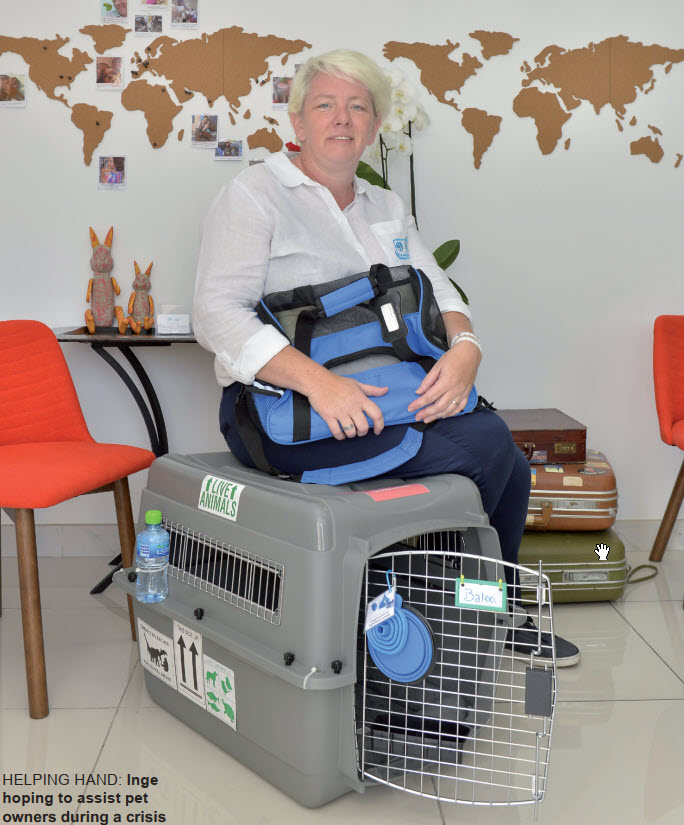 Gulf Weekly SOS fund for pet move