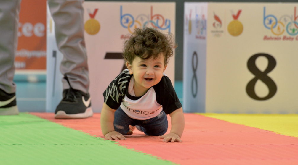 Gulf Weekly It's simply child's play!