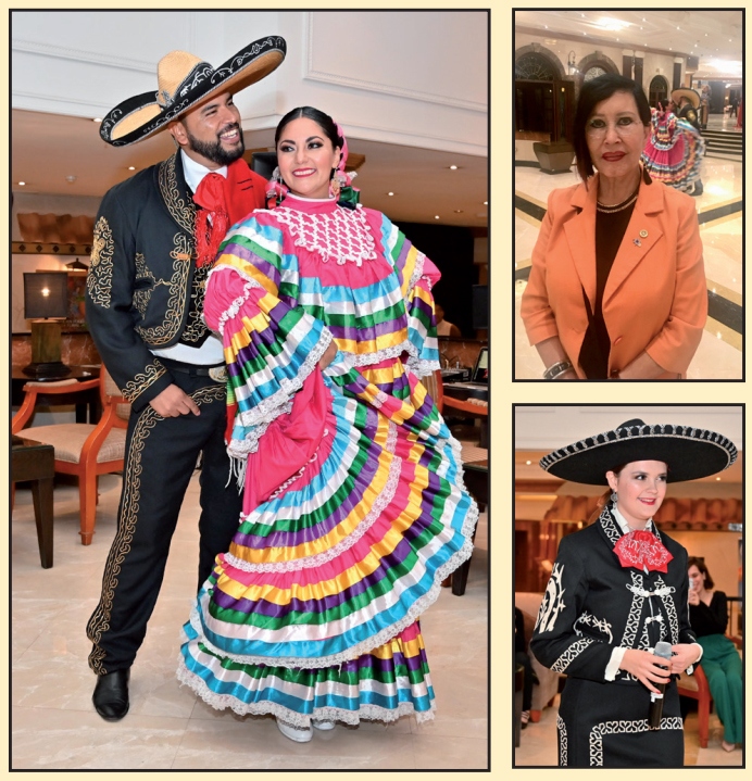 Gulf Weekly Mexican festival hots up at restaurant