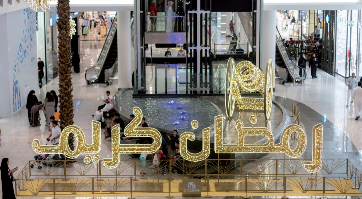 Gulf Weekly Shoppers making a difference at mall