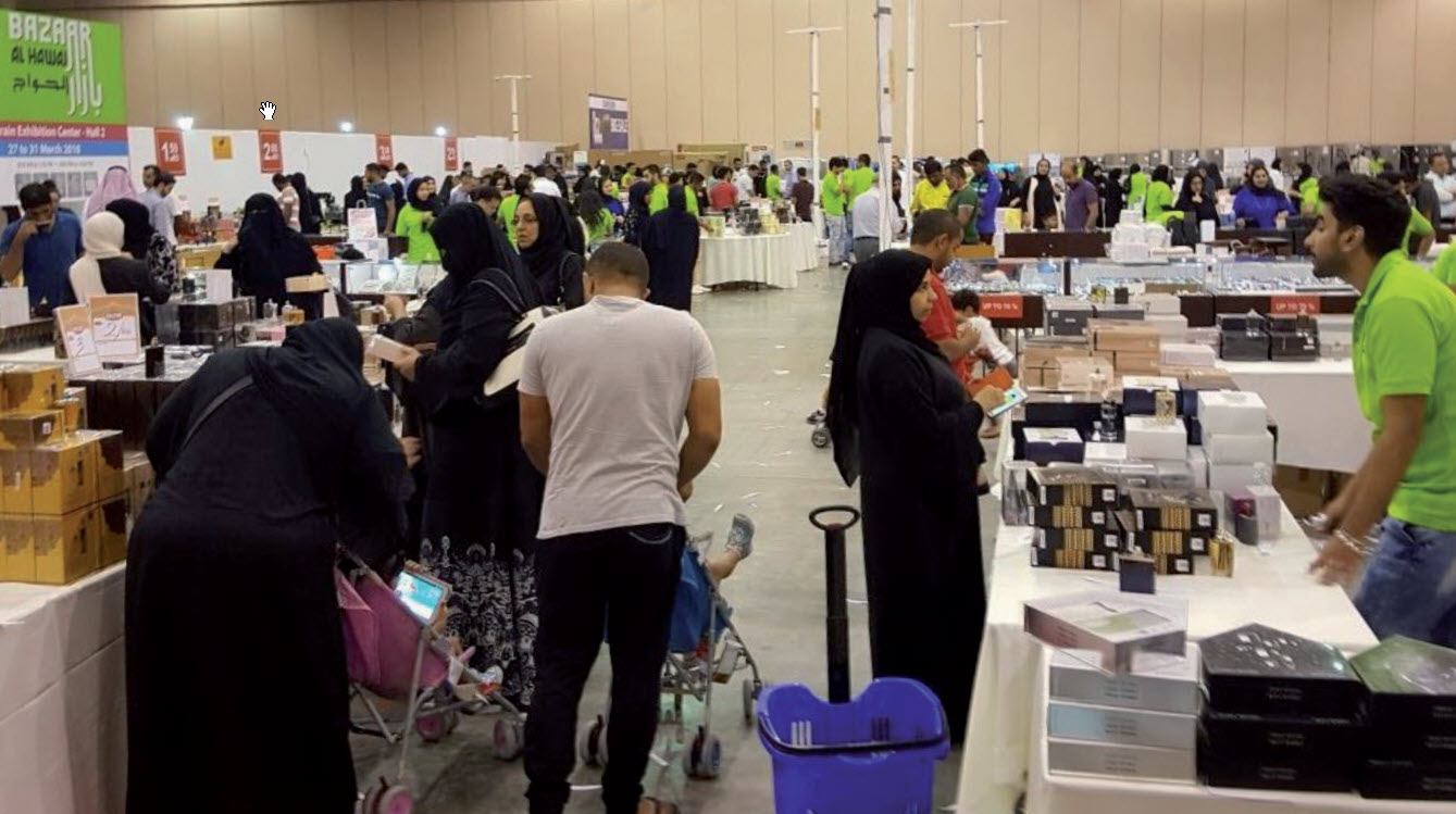 Gulf Weekly The Shopping bonanza is back
