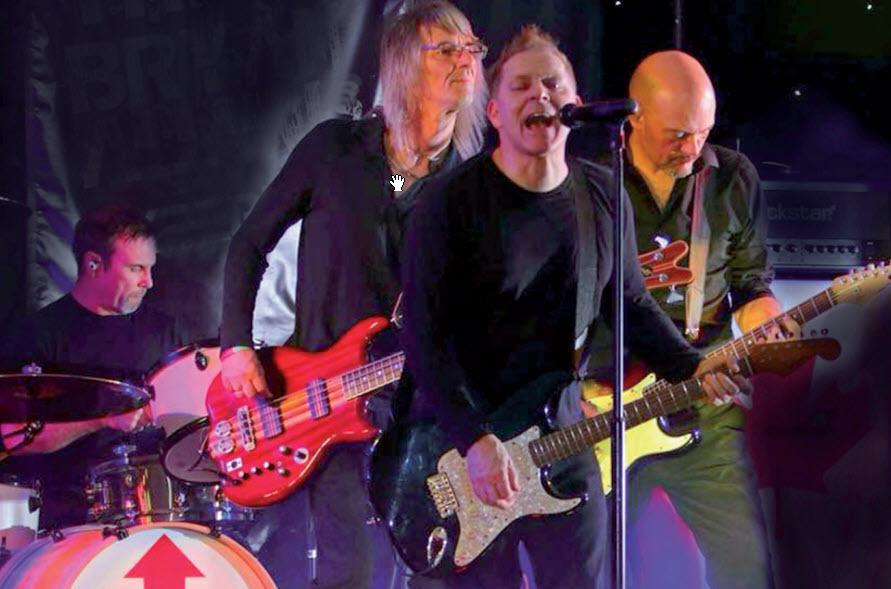 Gulf Weekly The Bryan Adams Tribute Band