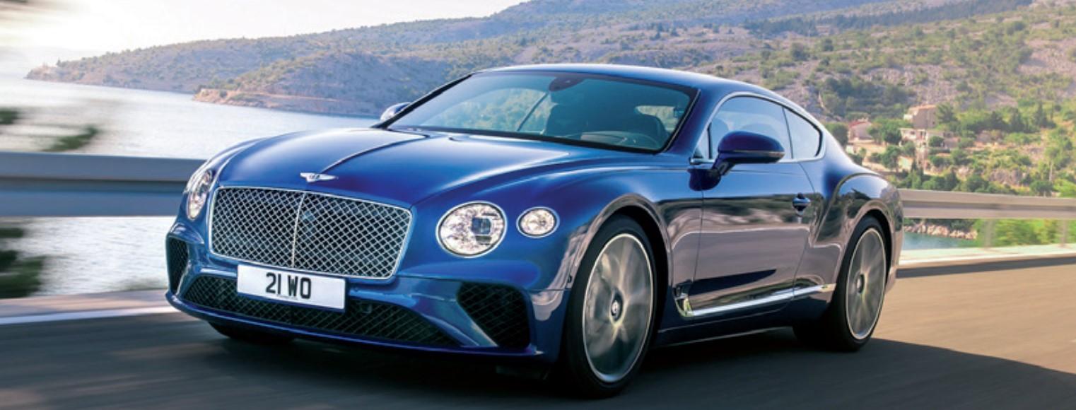 Gulf Weekly Bentley on a blitz
