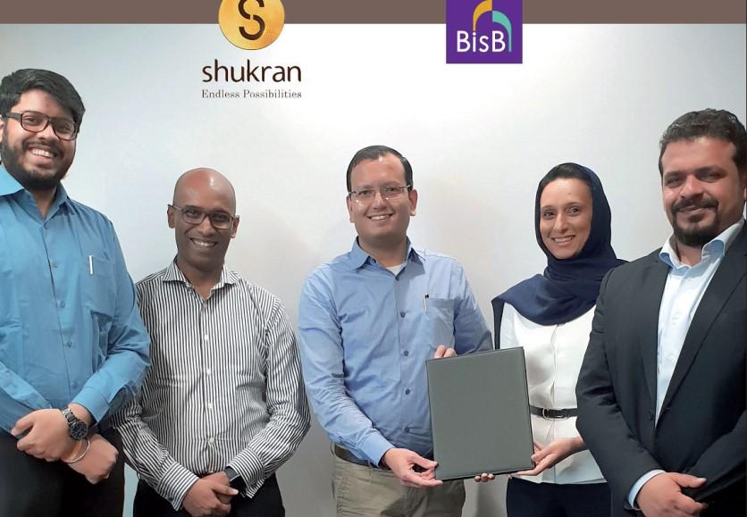 Gulf Weekly 'Shukran' for BisB points