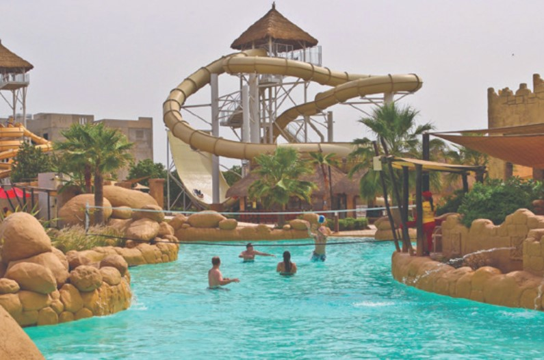 Gulf Weekly  Dilmun Water Park