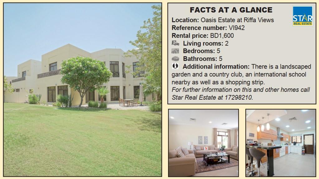 Gulf Weekly Arabesque-inspired oasis