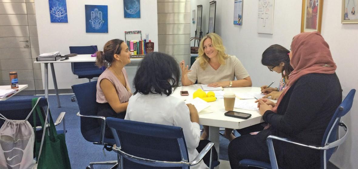 Gulf Weekly Empowering women