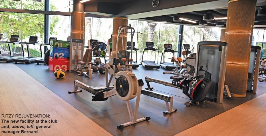 Gulf Weekly A cutting-edge fitness club