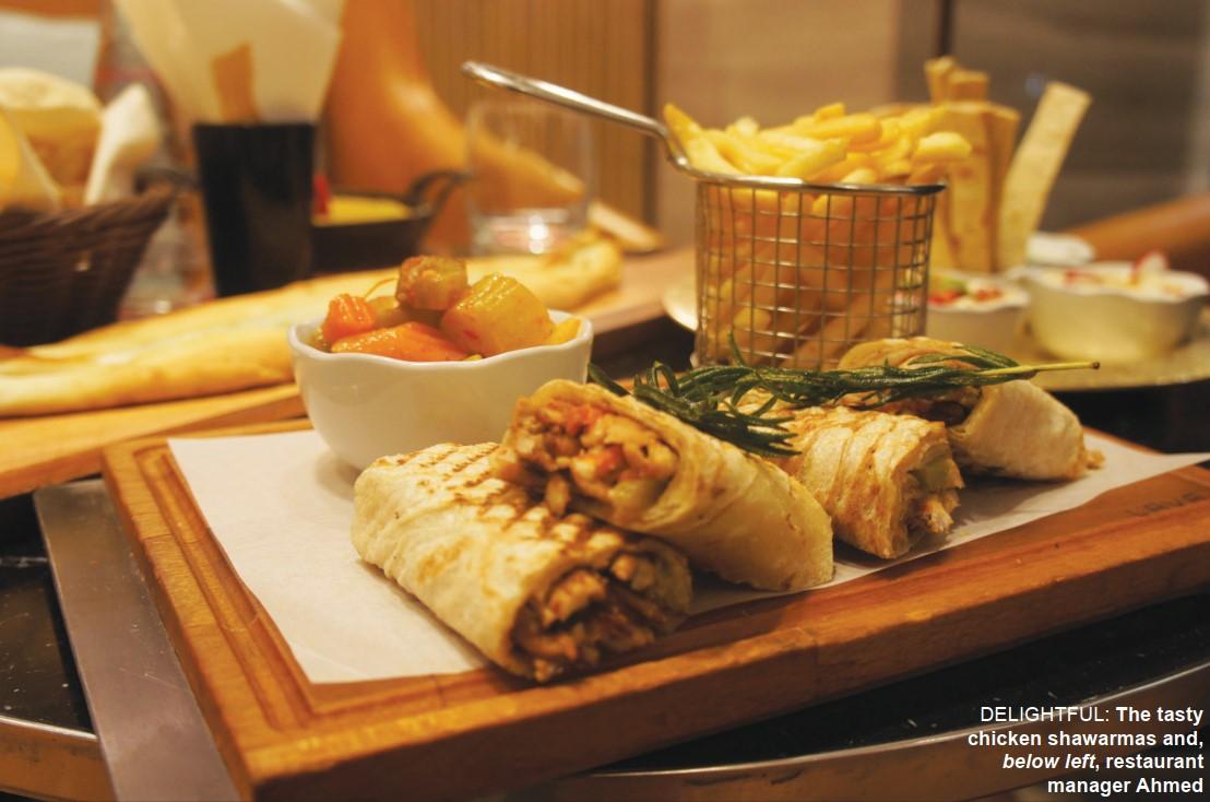 Gulf Weekly A feast well Furn-ished