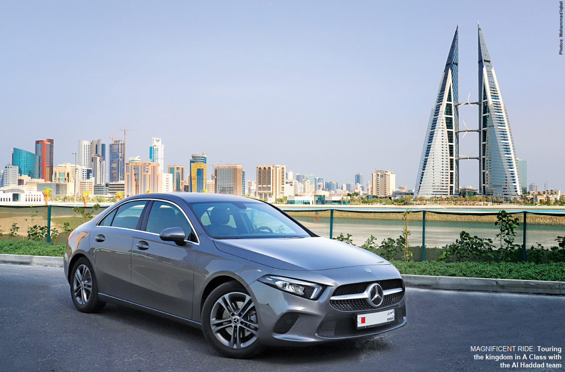 Gulf Weekly The revolution of an A Class evolution