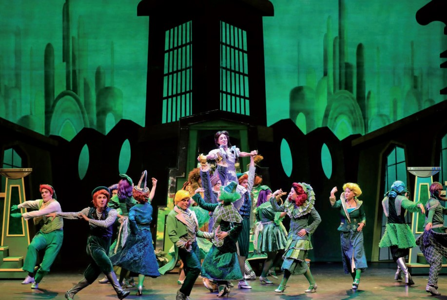 Gulf Weekly REVIEW: The Wizard of Oz – Bahrain International Exhibition & Convention Centre