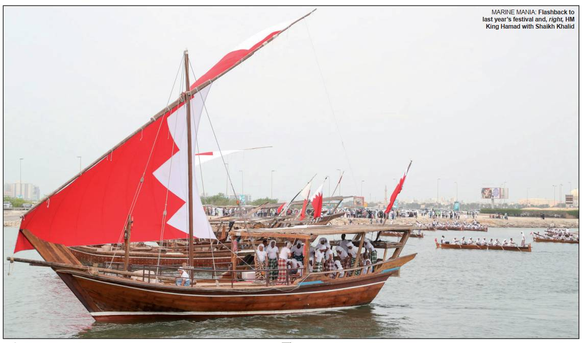 Gulf Weekly Shining a light on maritime traditions