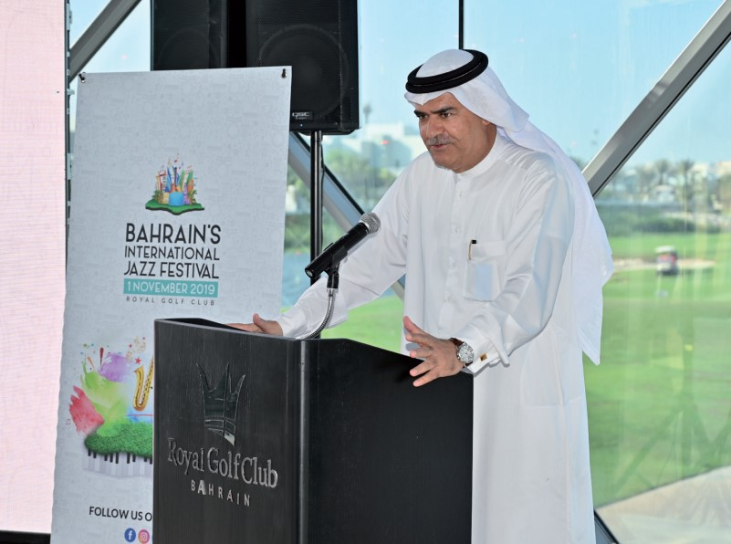 Gulf Weekly A jazzy boost for tourism