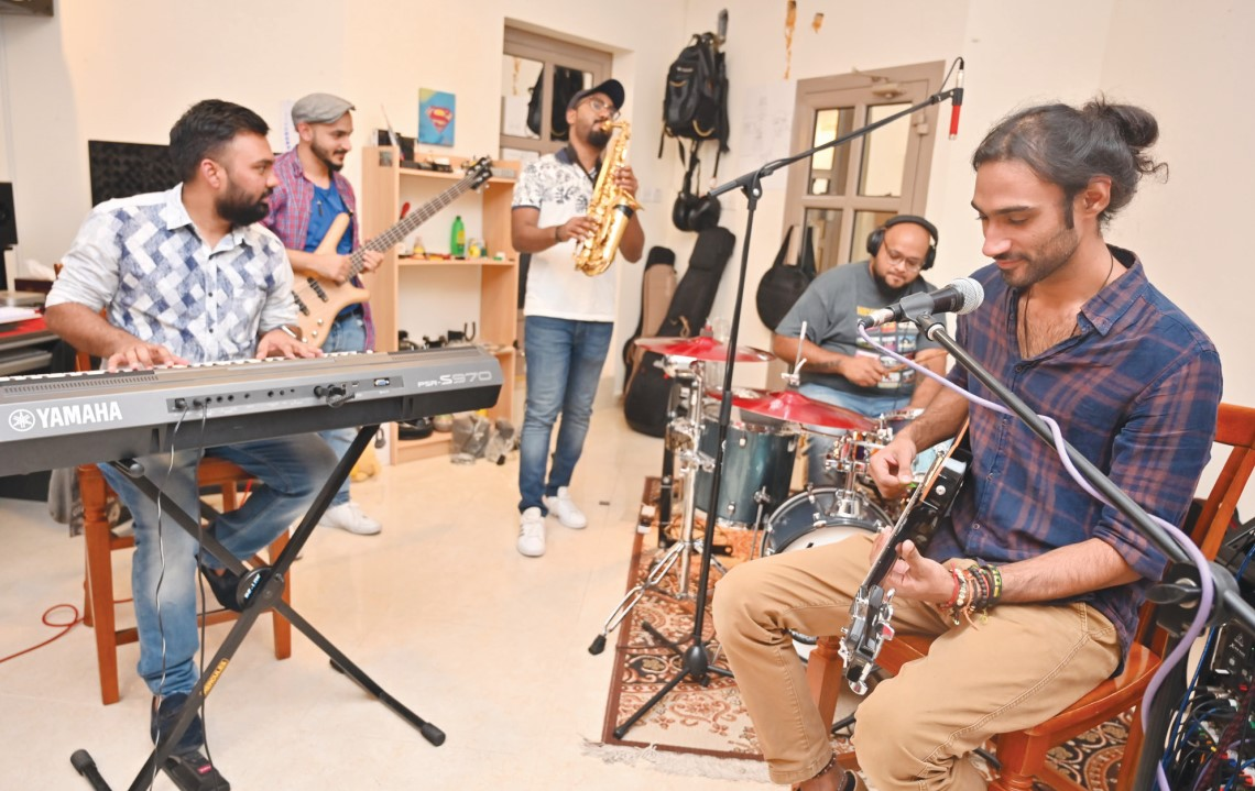 Gulf Weekly REVIEW: THIS MIGHT BE JAZZ – JAM SESSION, HIDD