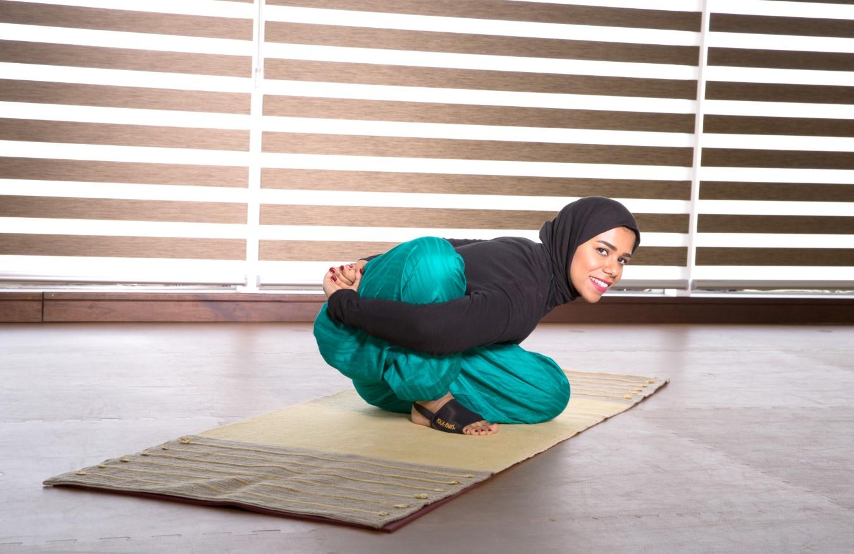 Gulf Weekly The joy of yoga