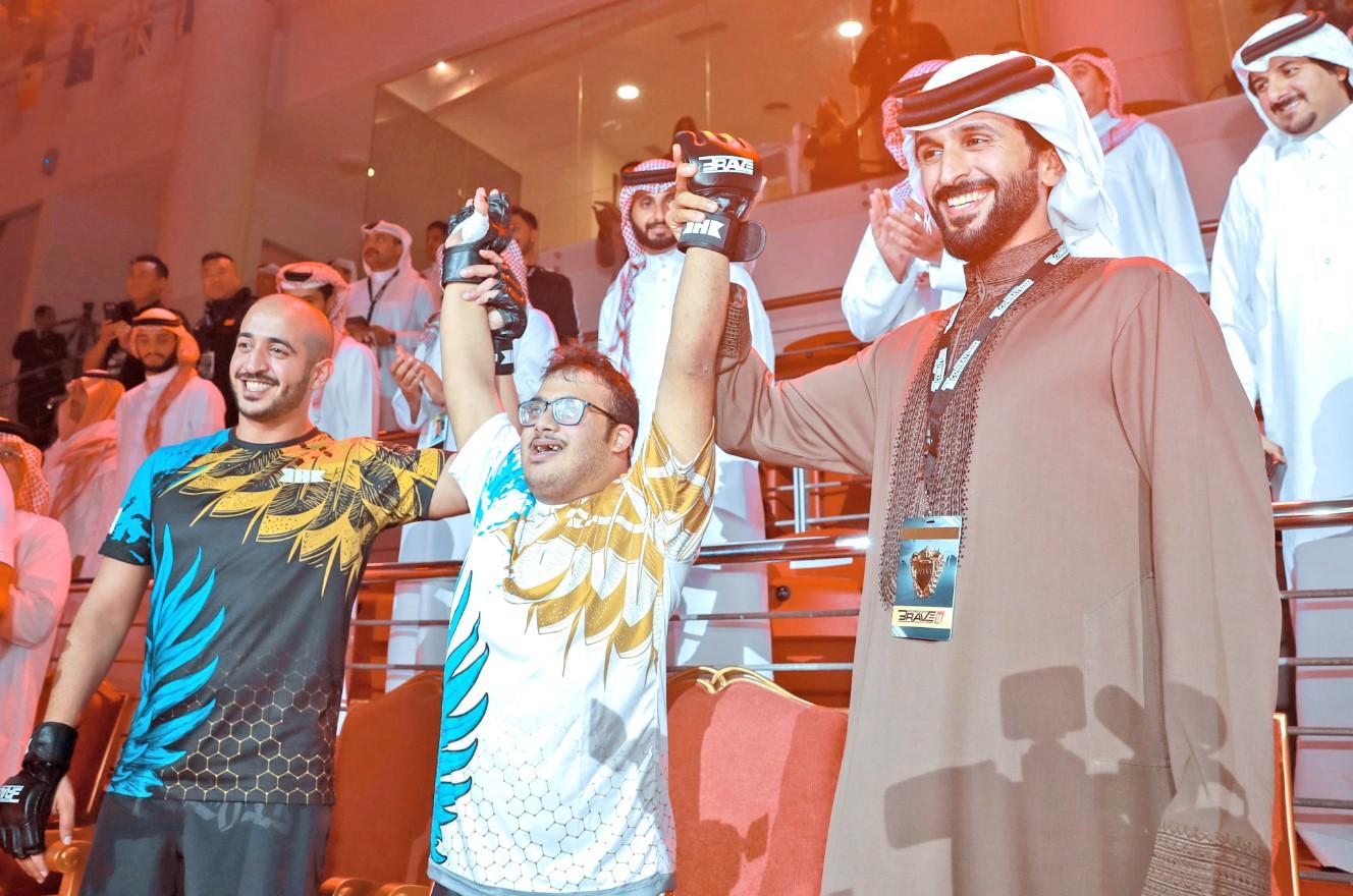 Gulf Weekly Fighting festival