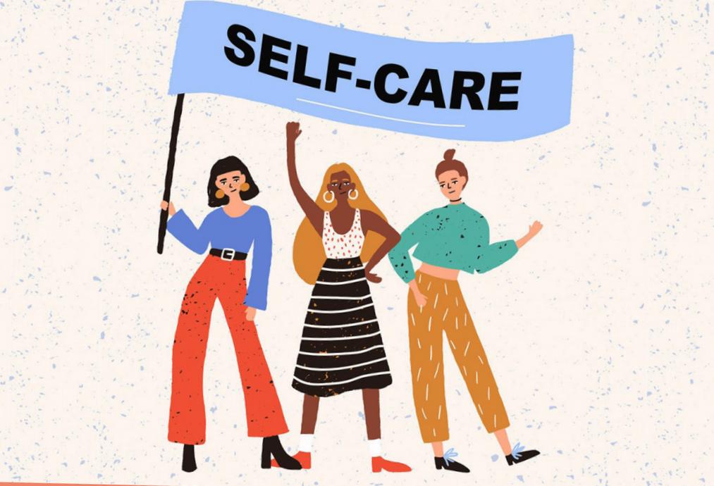 Gulf Weekly She says - is Self-care selfish?