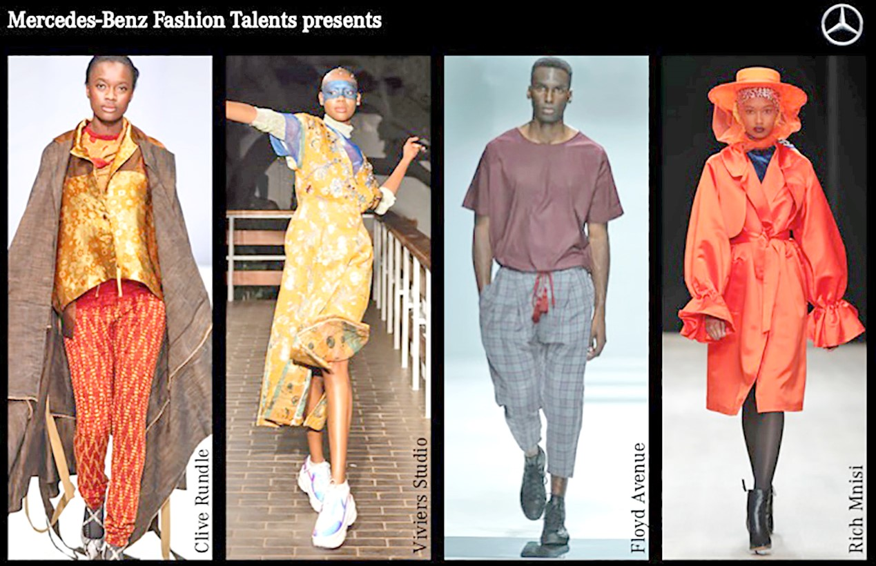 Gulf Weekly Young designers on catwalk
