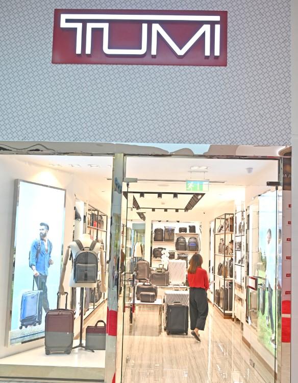 Gulf Weekly TUMI opens Bahrain store