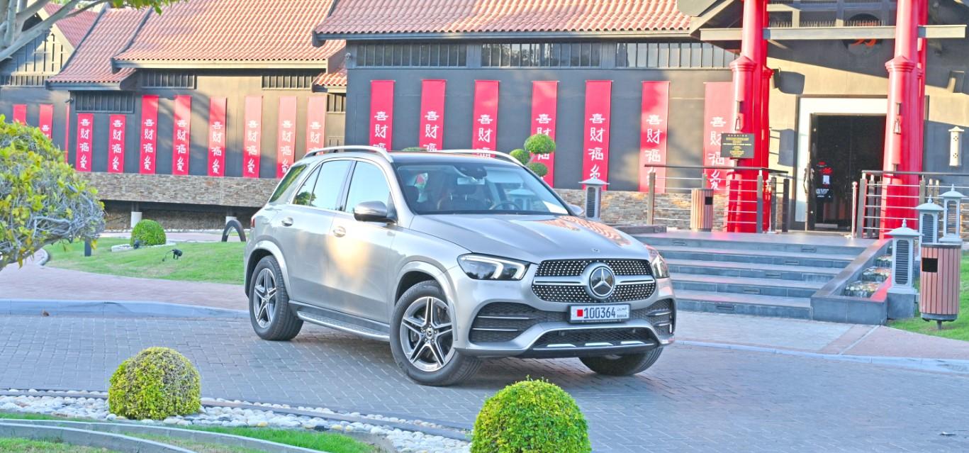 Gulf Weekly Mercedes magic