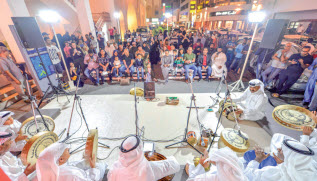 Gulf Weekly In the heart of Bab Al-Bahrain