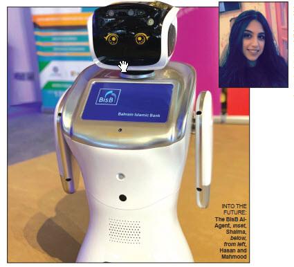 Intern's bot brilliance