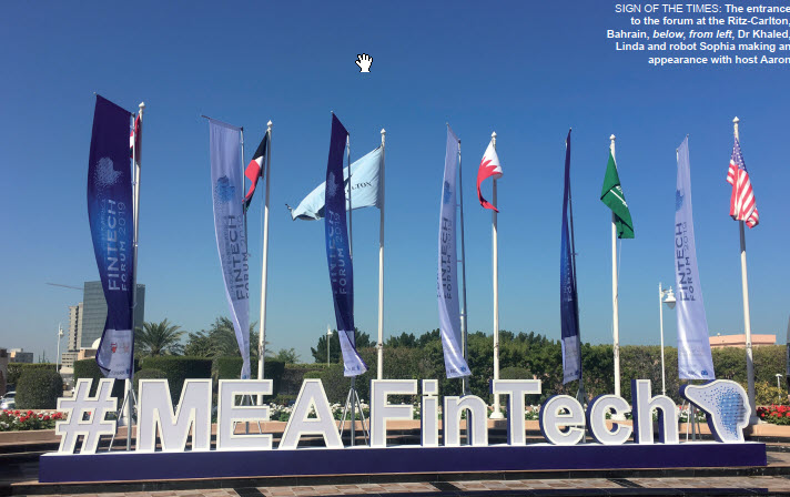 Gulf Weekly Flags flying for the future