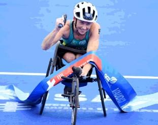Gulf Weekly Olympic dreams