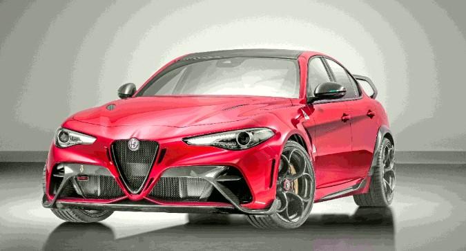 Gulf Weekly The Giulia GTA roars again