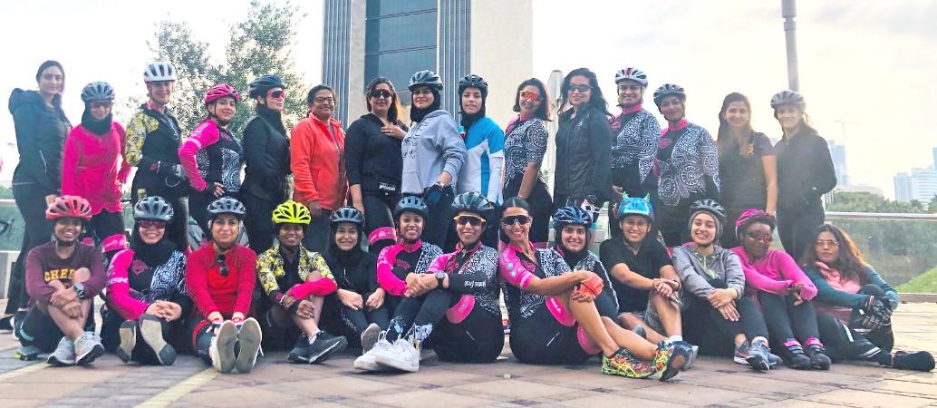 Gulf Weekly Bicycle boom