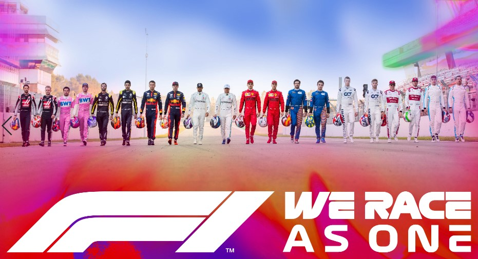Gulf Weekly F1 pledges to 'race as one'