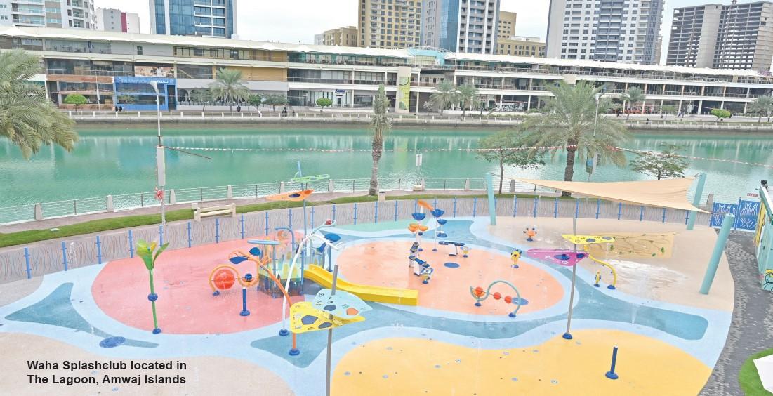 Gulf Weekly Water paradise