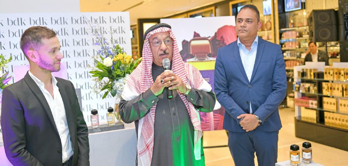 Gulf Weekly Fab French fragrances