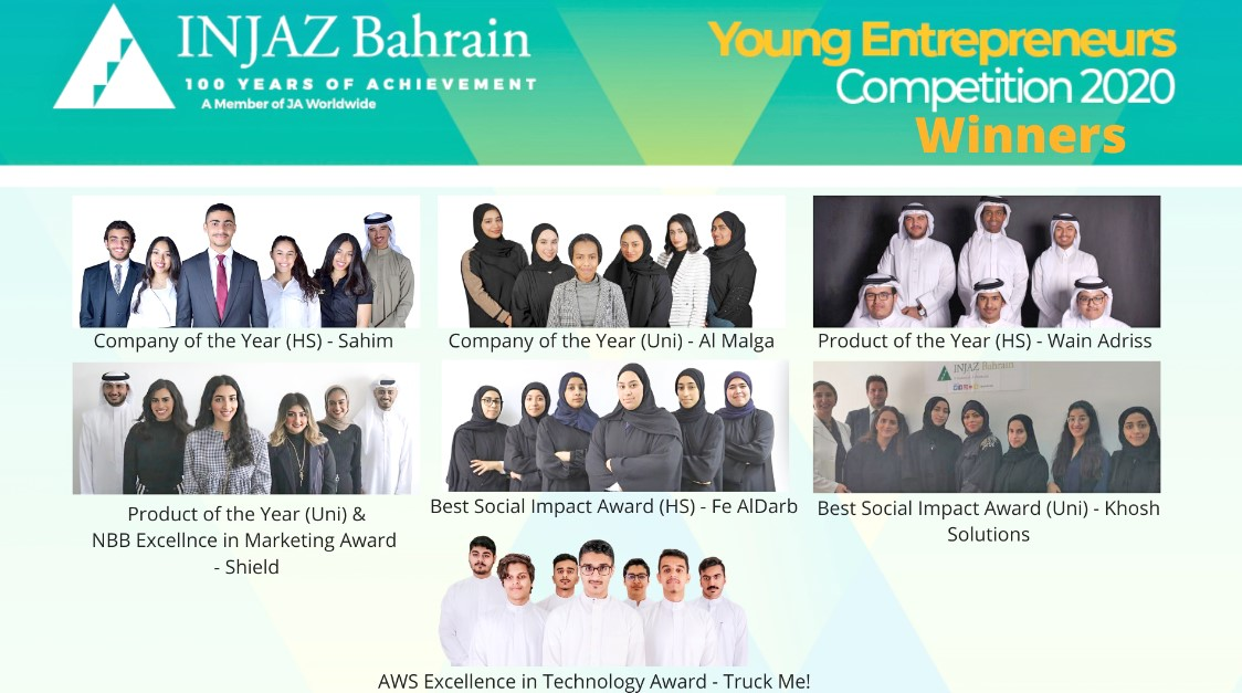 Gulf Weekly Power of the young