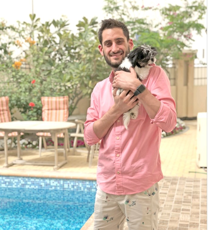 Gulf Weekly Pet care a touch away