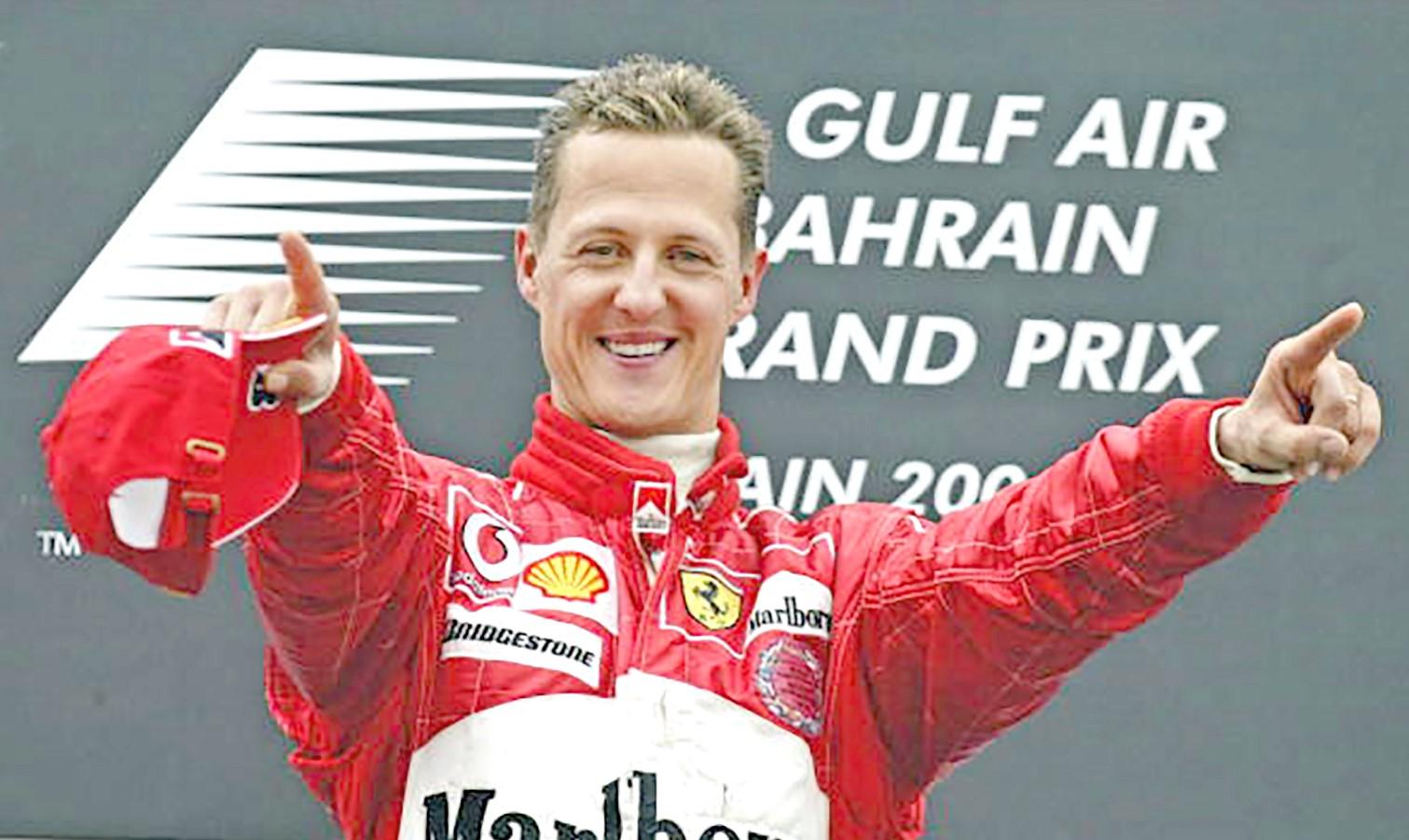 Gulf Weekly Ferrari glory in Bahrain