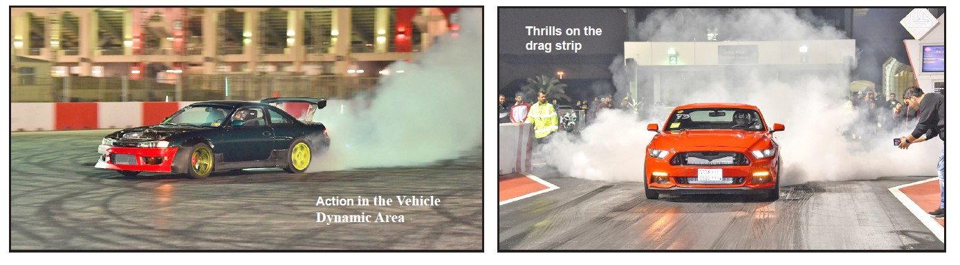Gulf Weekly Drag and Drift Night