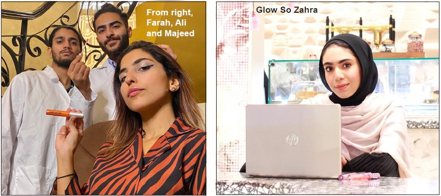 Gulf Weekly Glam and glow for a cause