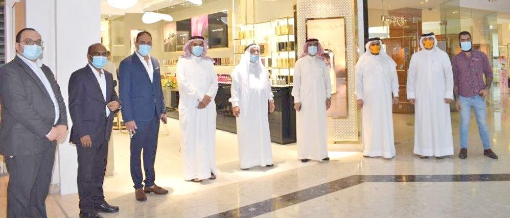 Gulf Weekly Al Hawaj unveils Montale boutique
