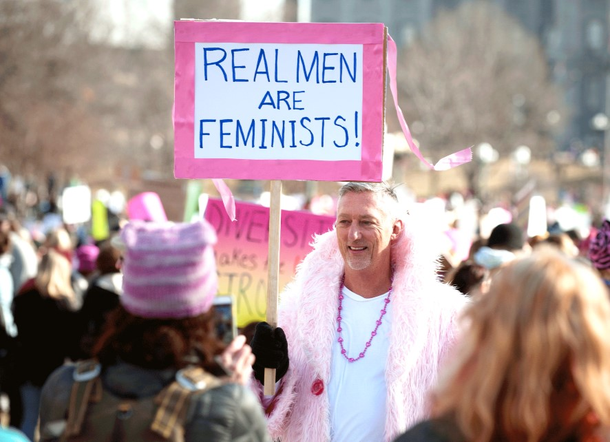 Gulf Weekly He Says - What is Feminism