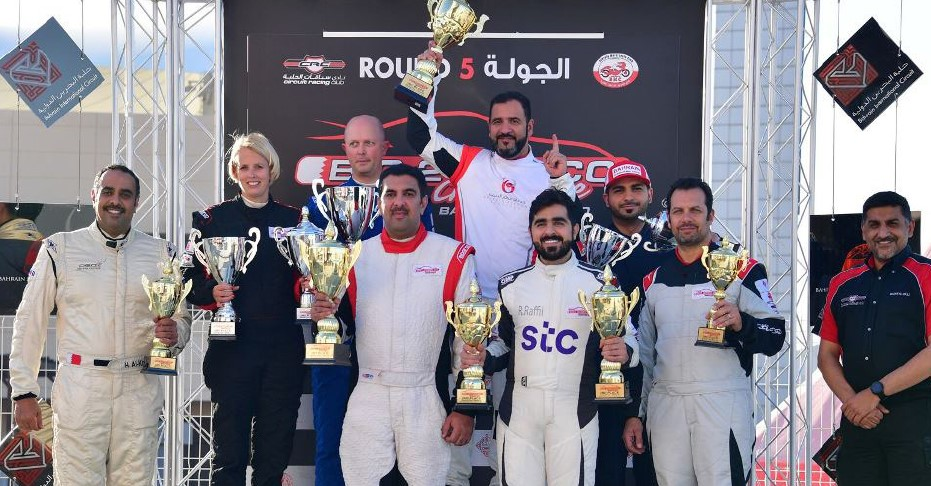 Gulf Weekly Races roar on