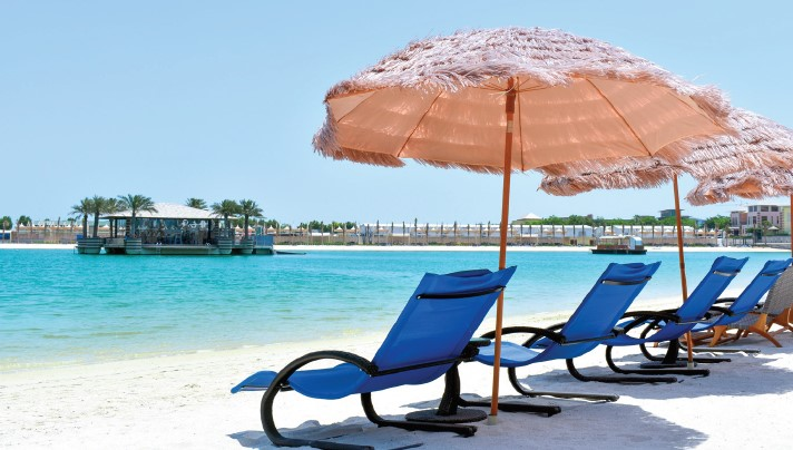 Gulf Weekly Reef relaxation