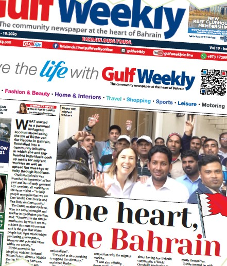 Gulf Weekly Letter