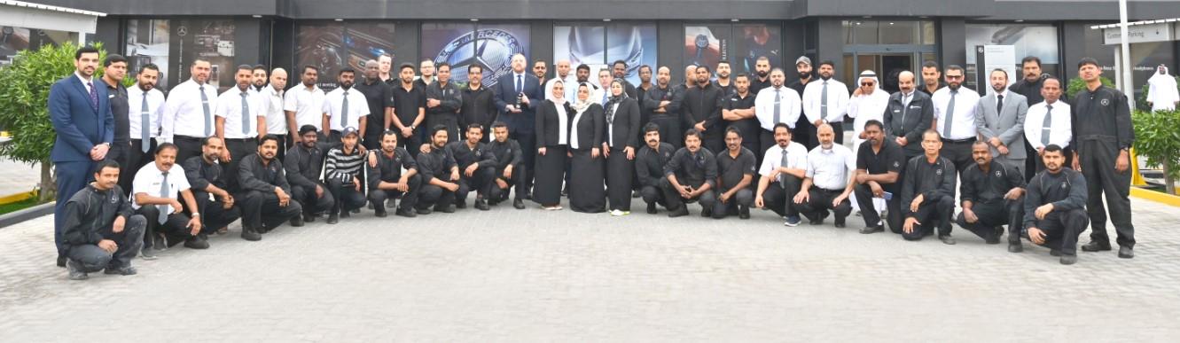 Gulf Weekly Three cheers for Bahrain!