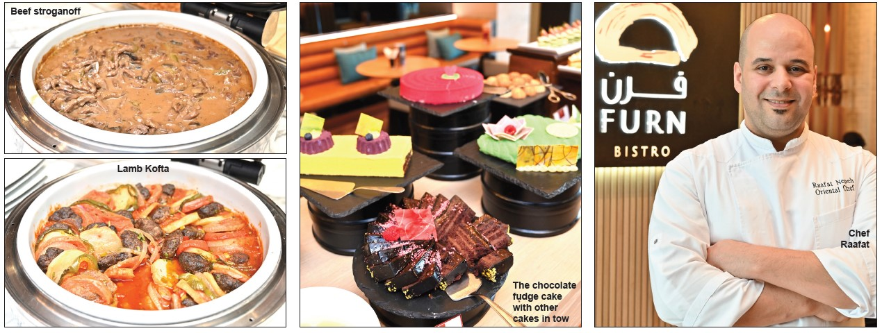 Gulf Weekly An affordable five-star buffet
