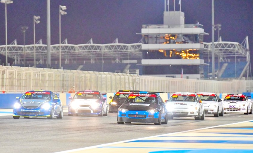 Gulf Weekly Racing to the top