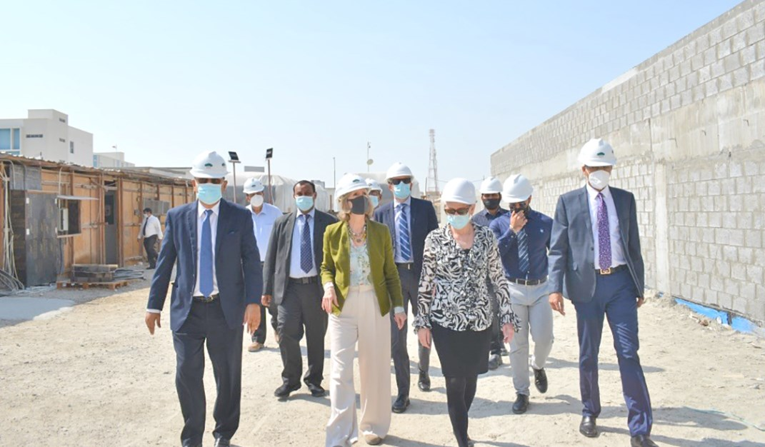 Gulf Weekly Hospital of the future on track