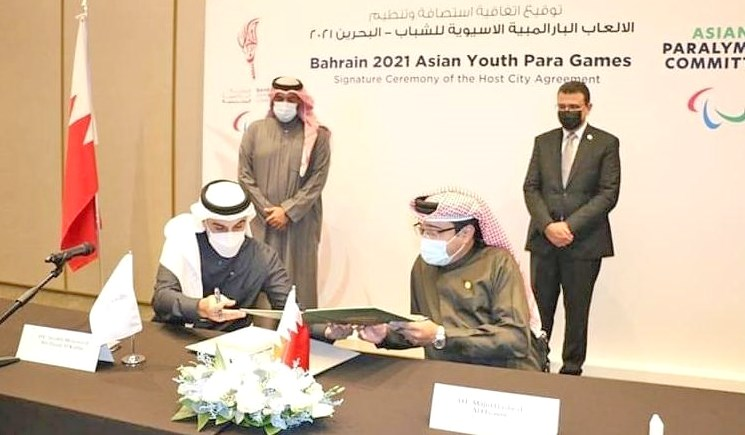 Gulf Weekly Asian Para Games coming to Bahrain