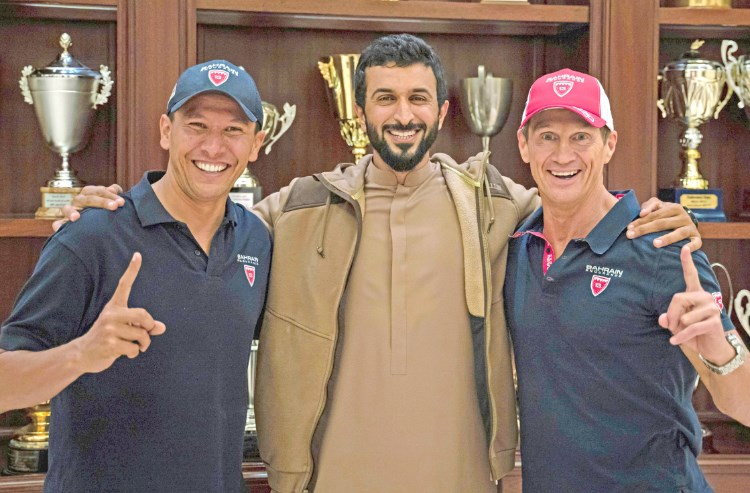 Gulf Weekly Stars ready for Olympics
