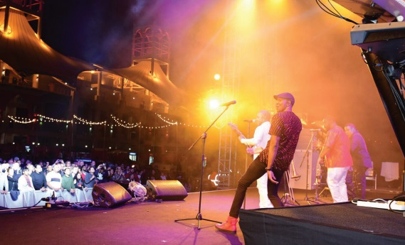 Gulf Weekly REVIEW: Desert Beats Festival – Bahrain International Circuit